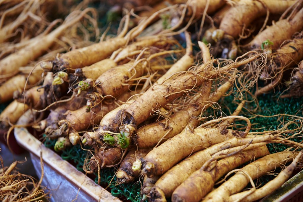 Recently, researchers began examining the use of red ginseng also called panax ginseng or Korean red ginseng for hair loss.