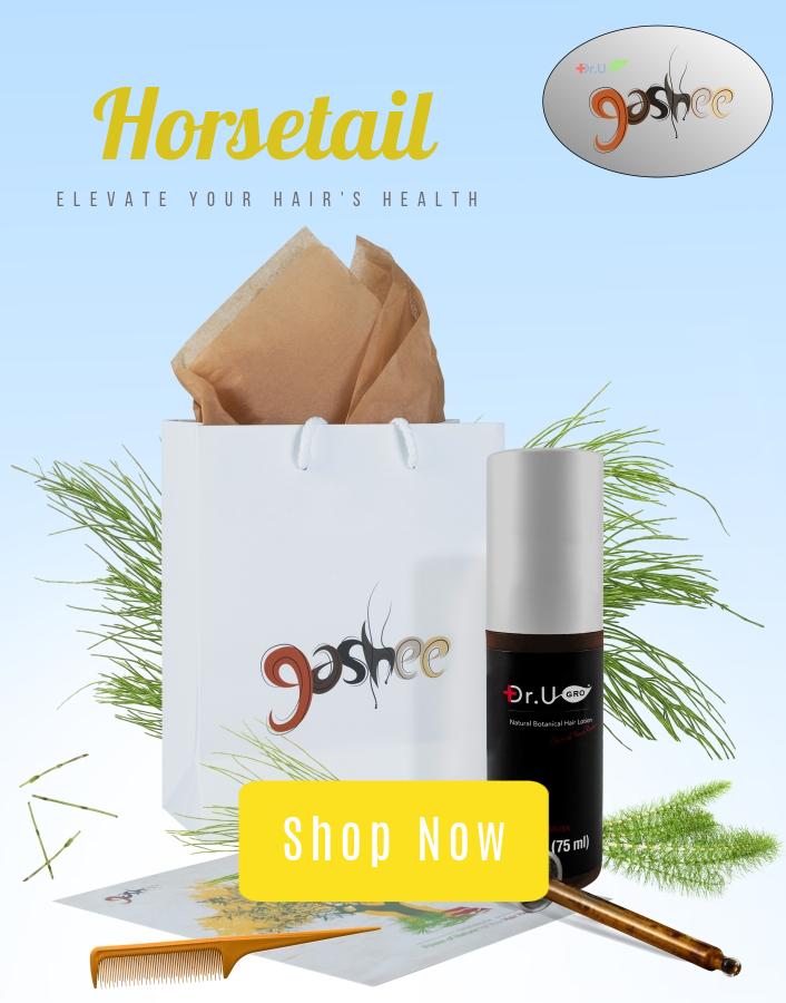 SHOP Dr.UGro Gashee - Horsetail