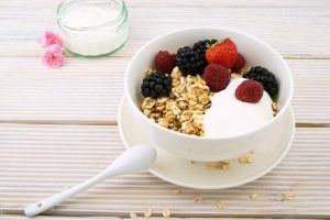 Many benefits of gamma linoleic acid for hair and health can be derived from natural food sources, such as oatmeal.