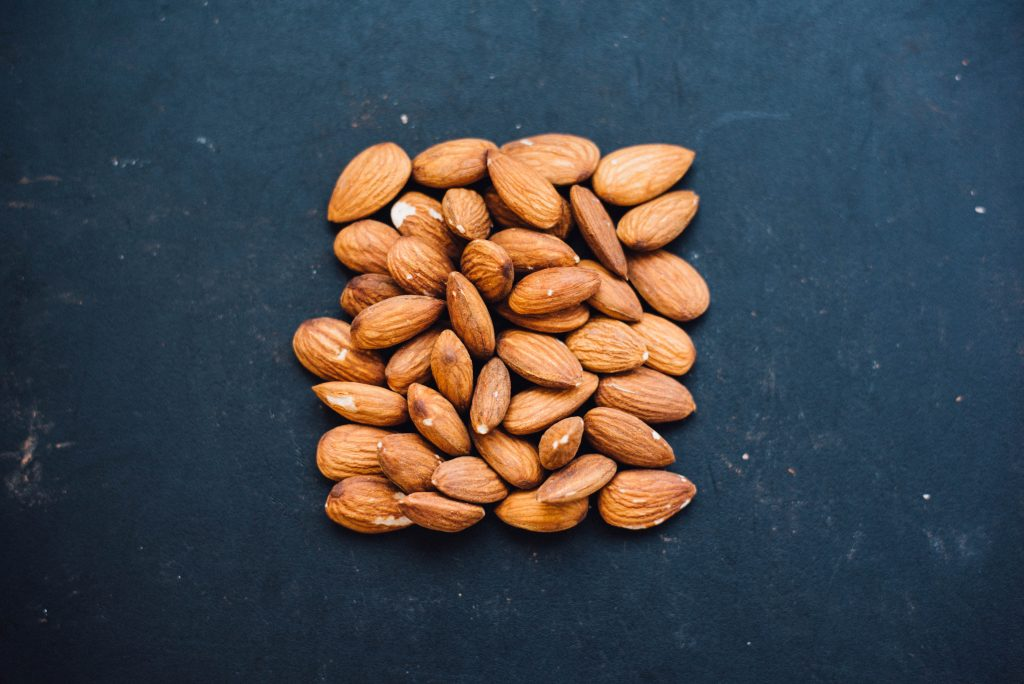 Oleic acid can be found in lean foods, like almonds