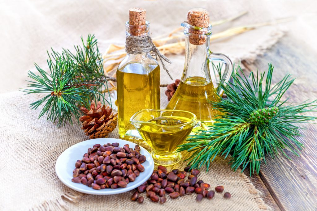 Cedarwood oil is derived from the seeds, leaves, acorn, and barks of the cedar wood tree, and scientists are researching its hair benefiting effects.