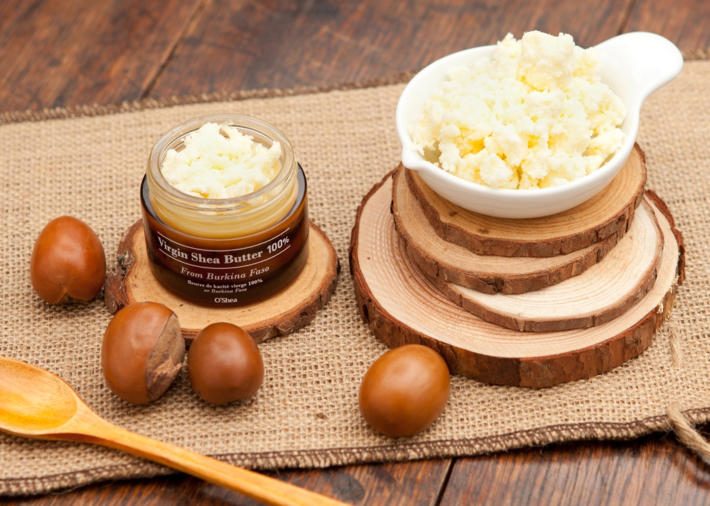 The benefits of shea butter for the hair can be supported by modern research studies.