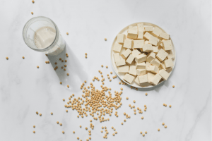 Soy food products are not just a trendy fad. Some research suggests that they may help prevent alopecia